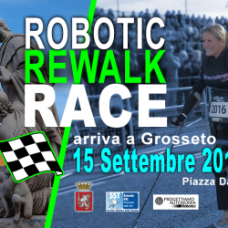 ROBOTIC REWALK RACE